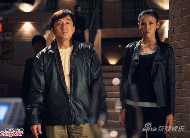 Ngắm thân hình gợi cảm của 2 đả nữ Trung Quốc thế hệ mới (15)