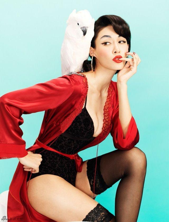Ngắm thân hình gợi cảm của 2 đả nữ Trung Quốc thế hệ mới (17)