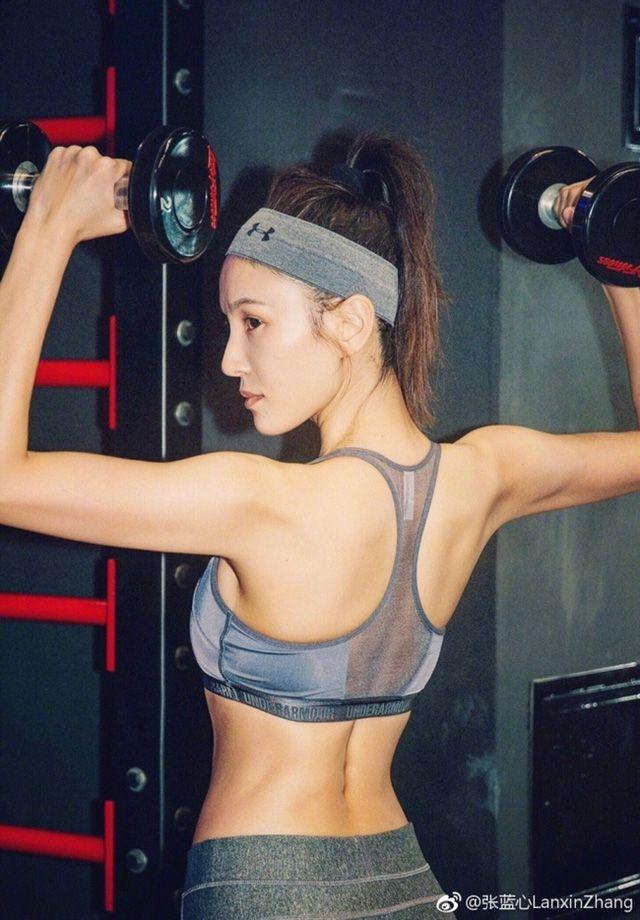 Ngắm thân hình gợi cảm của 2 đả nữ Trung Quốc thế hệ mới (27)