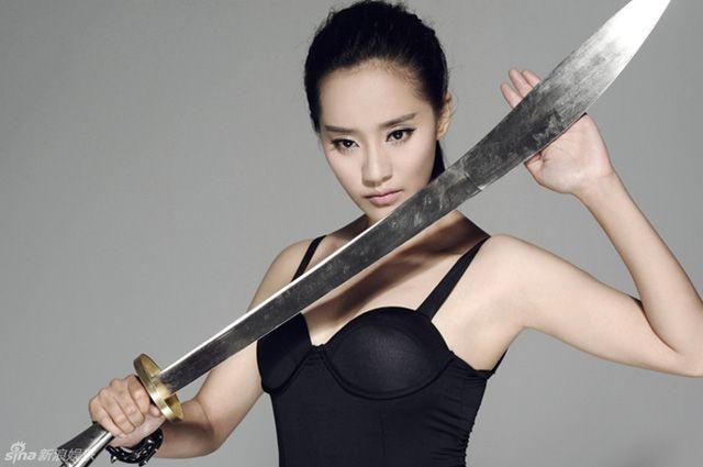 Ngắm thân hình gợi cảm của 2 đả nữ Trung Quốc thế hệ mới (9)