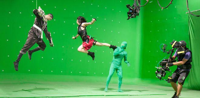 Ngô Thanh Vân tái hợp Johnny Trí Nguyễn trong phim hành động mới (2)