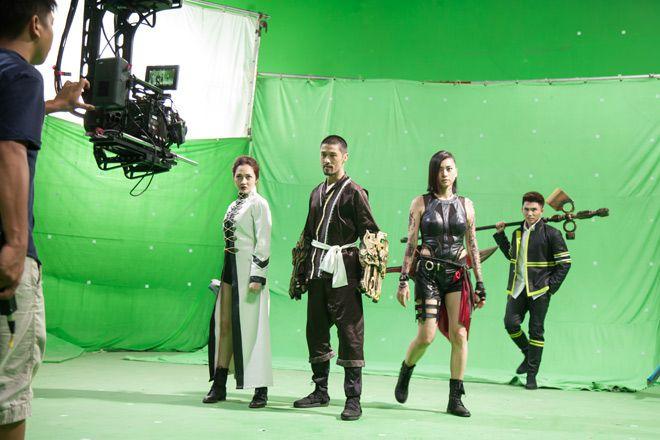 Ngô Thanh Vân tái hợp Johnny Trí Nguyễn trong phim hành động mới (3)
