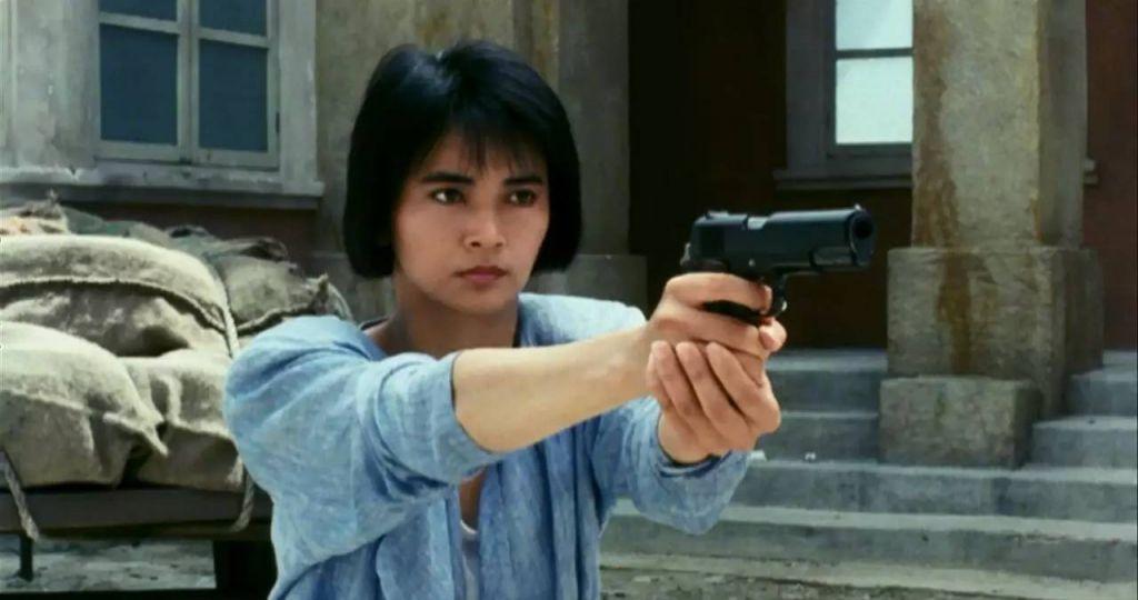 Những đả nữ nổi tiếng của điện ảnh Hoa ngữ (5)