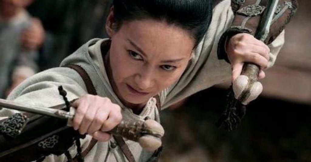 Những đả nữ nổi tiếng của điện ảnh Hoa ngữ (7)