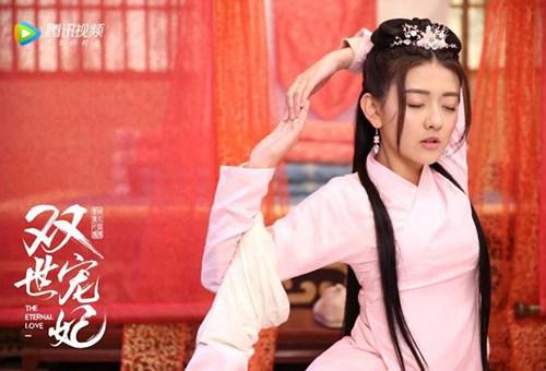 Những điều ai ai cũng muốn biết về nữ diễn viên Lương Khiết (5)