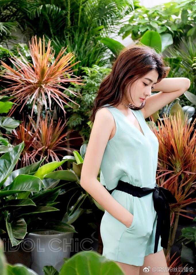 Những điều ai ai cũng muốn biết về nữ diễn viên Lương Khiết (9)