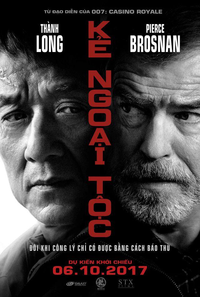 Kẻ Ngoại Tộc: Phim hành động mới của Thành Long và cựu Điệp viên 007 (1)