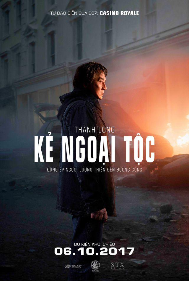 Kẻ Ngoại Tộc: Phim hành động mới của Thành Long và cựu Điệp viên 007 (2)
