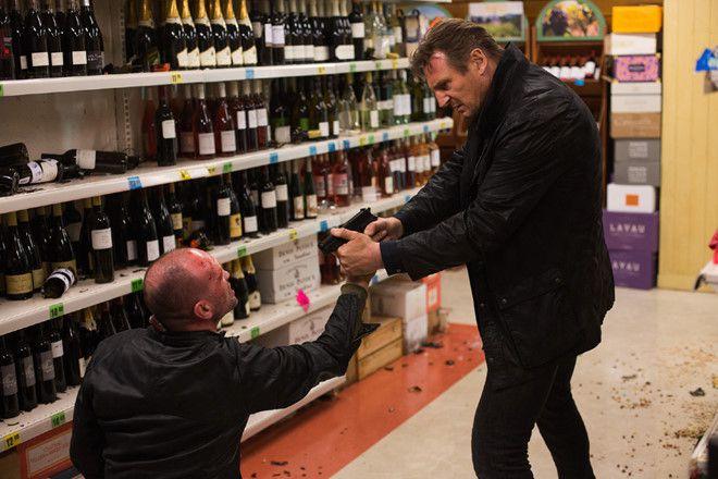 Những tác phẩm hành động cuối cùng của tài tử Liam Neeson