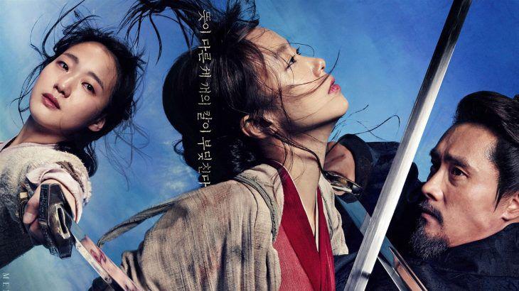 Tổng hợp những bộ phim hành động Hàn Quốc hay nhất cho mọt cày cuốc (14)