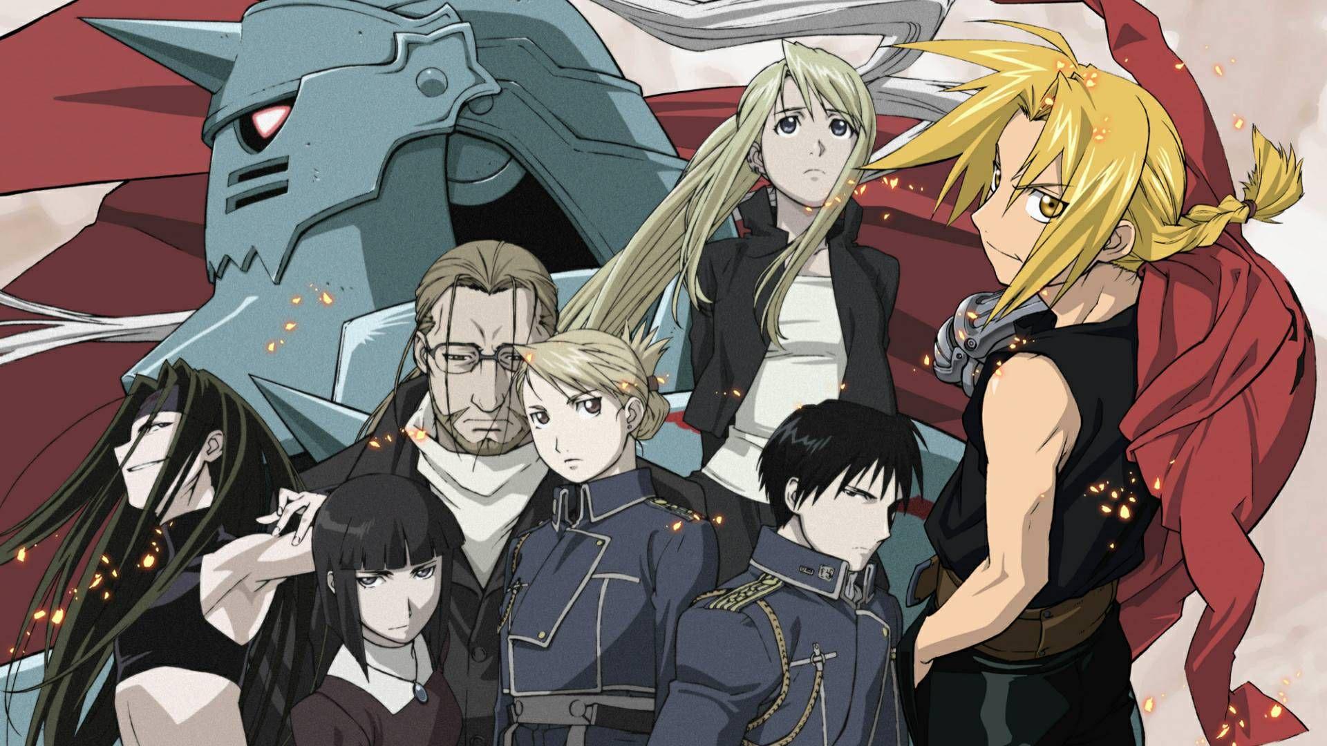 Top 10 phim hoạt hình anime Nhật Bản hay nhất 2017 không thể bỏ lỡ (3)