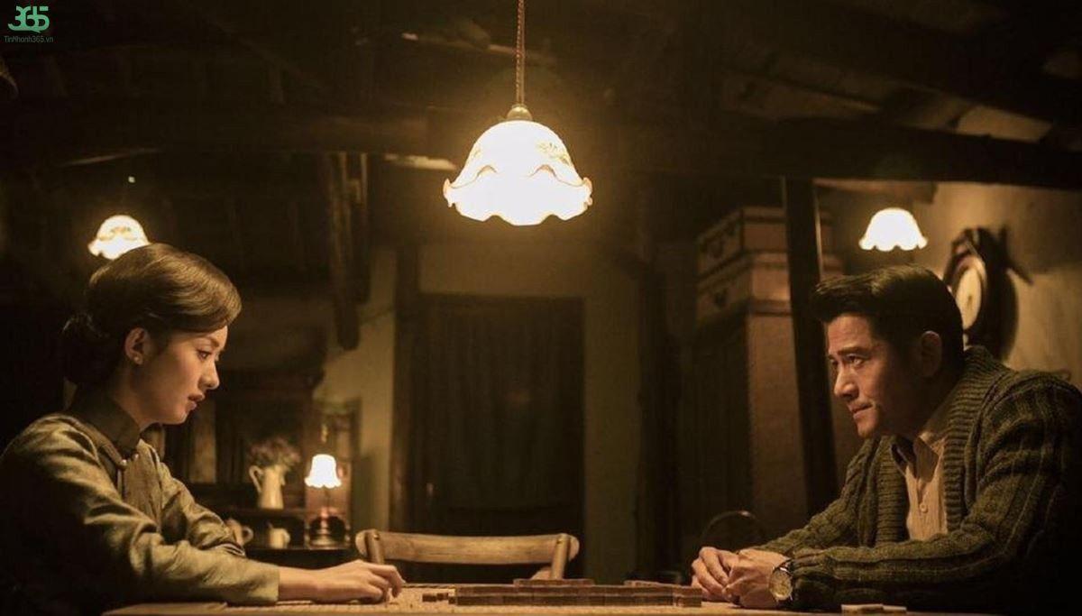 """Triệu Lệ Dĩnh tái xuất trong phim gián điệp, hành động """"Mật chiến"""" (2)"""