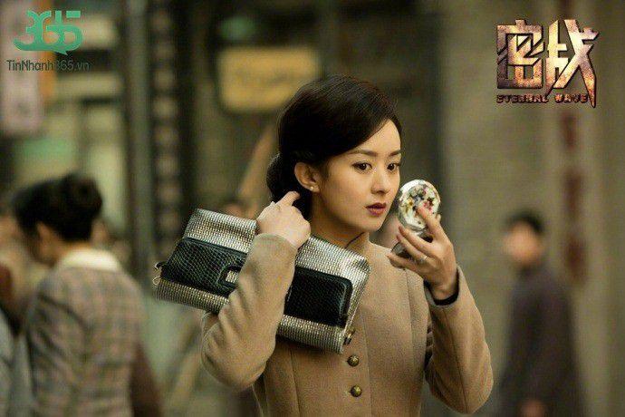 """Triệu Lệ Dĩnh tái xuất trong phim gián điệp, hành động """"Mật chiến"""" (3)"""