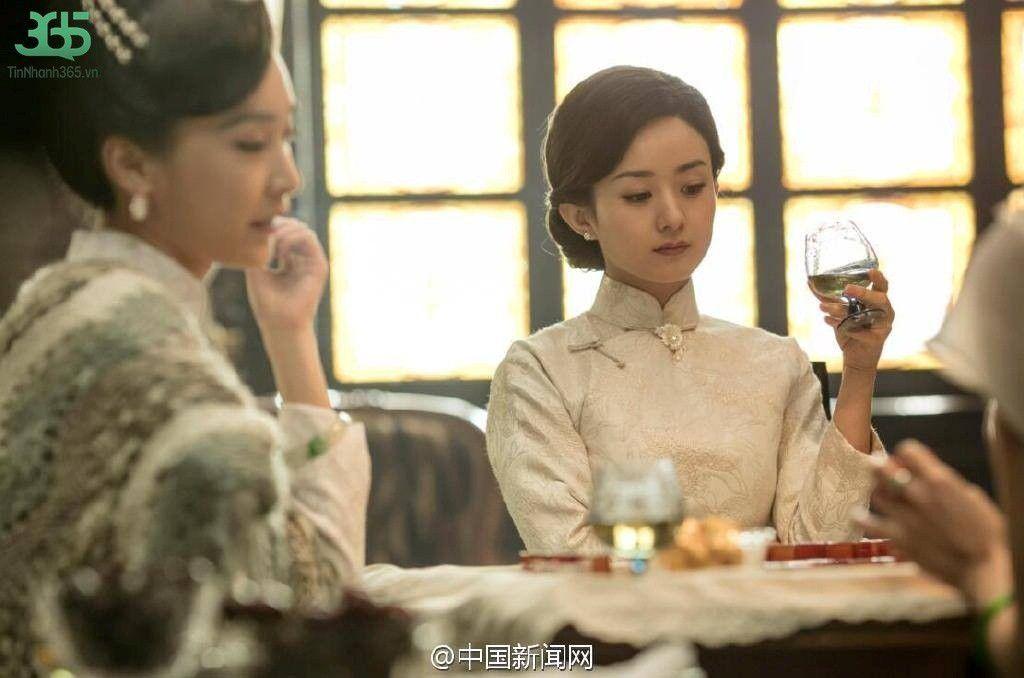 """Triệu Lệ Dĩnh tái xuất trong phim gián điệp, hành động """"Mật chiến"""" (5)"""