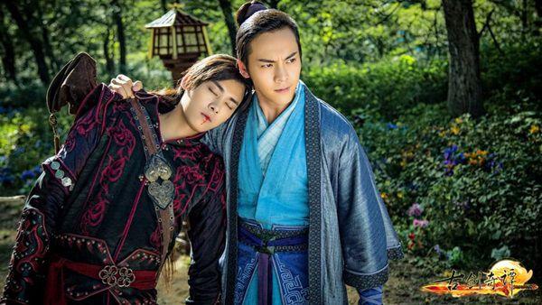 7 cặp đôi nam thần xứ Trung được hủ nữ mong chờ tái hợp (1)