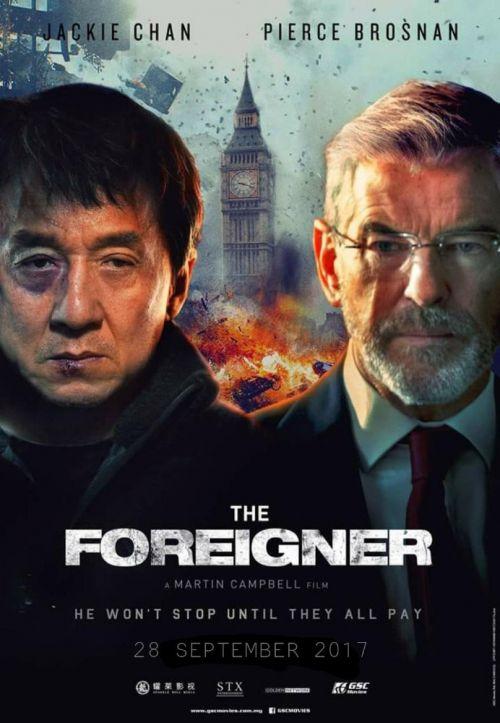 Đi tìm lý do bom tấn 'The Foreigner' của Thành Long gây bão phòng vé (1)