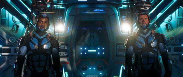 """""""Pacific Rim Uprising"""" tung trailer cháy nổ mãn nhãn y hệt """"Transformers"""" (2)"""