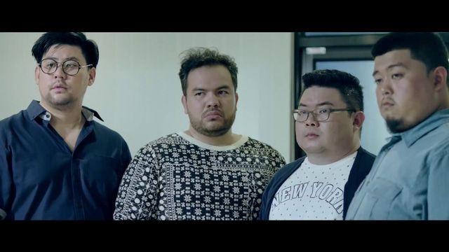 """Phim hành động hài Thái Lan """"Oversized Cops"""" tung trailer hấp dẫn (3)"""