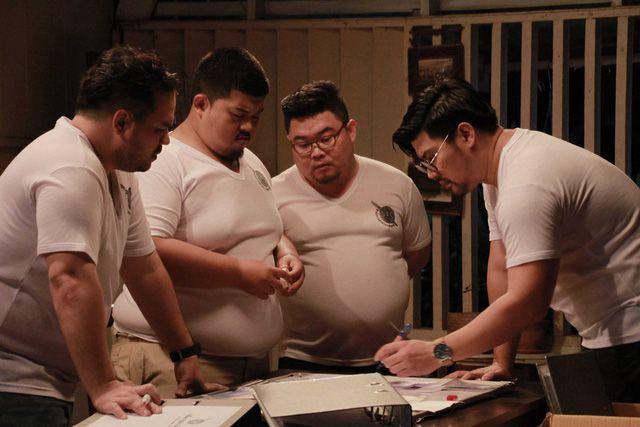 """Phim hành động hài Thái Lan """"Oversized Cops"""" tung trailer hấp dẫn (4)"""