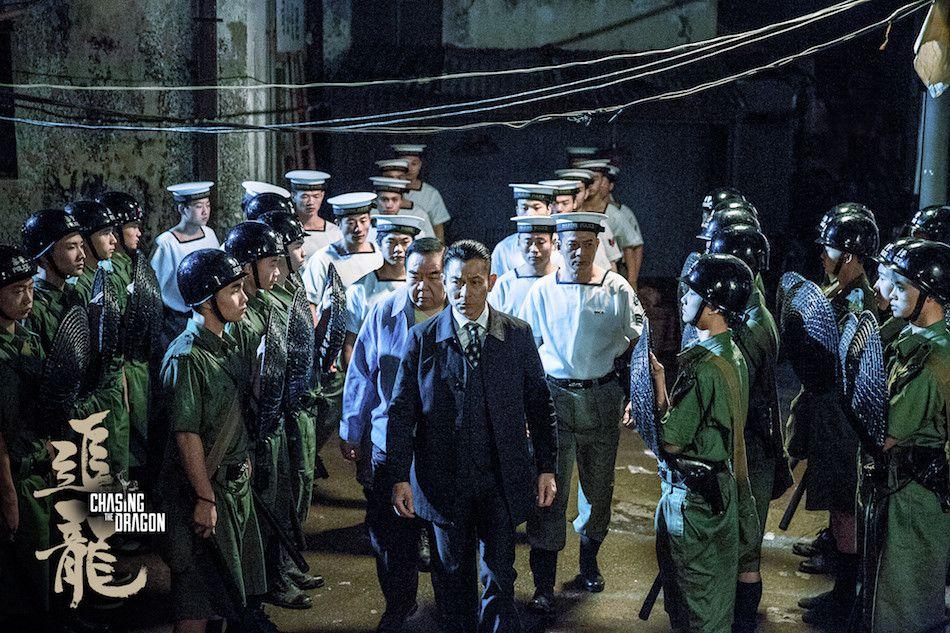 Phim Truy Long 2017 thắng lớn, làm sống lại cảm xúc phim Hong Kong (2)