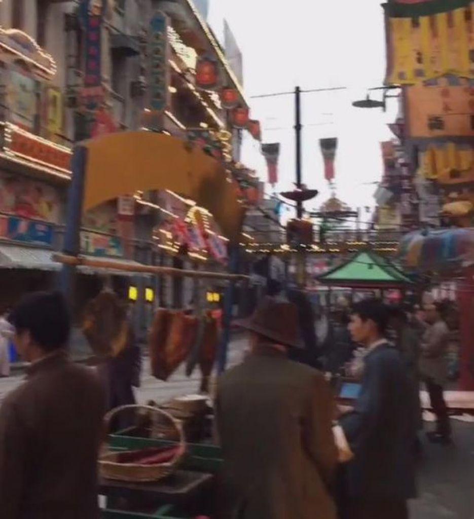 Rò rỉ ảnh chụp hậu trường phim 'Kungfu 2' của Châu Tinh Trì (2)