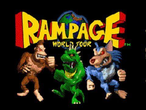 """Bom tấn chuyển thể """"Rampage"""" tung trailer mãn nhãn (1)"""