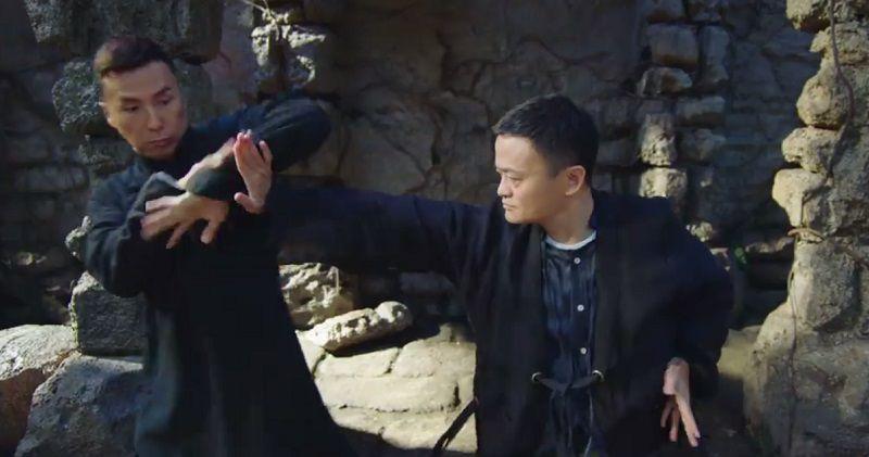 Công Thủ Đạo của tỷ phú Jack Ma tung trailer đầy mãn nhãn