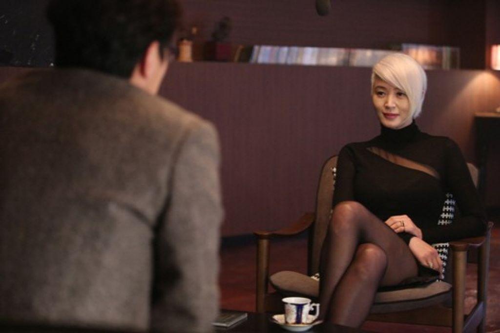 """Kim Hye Soo ma mị và quyến rũ """"nổi da gà"""" trong A Special Lady"""" (2)"""