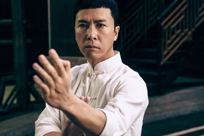 Lý Liên Kiệt cùng dàn sao võ thuật tên tuổi đổ bộ phim mới của Jack Ma (3)
