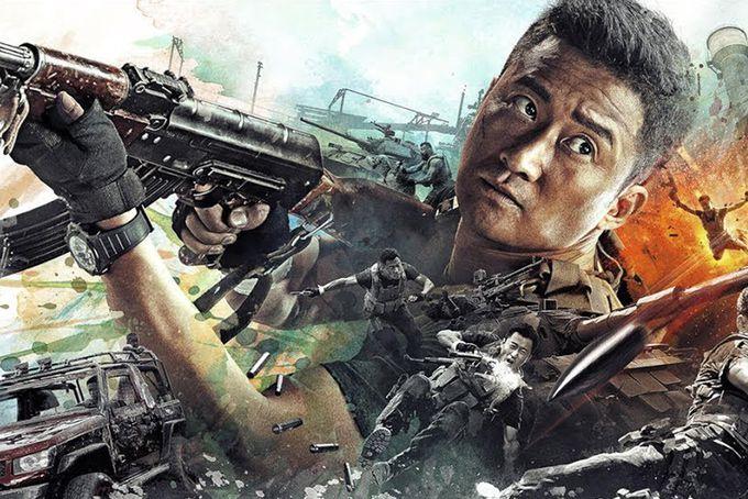 Lý Liên Kiệt cùng dàn sao võ thuật tên tuổi đổ bộ phim mới của Jack Ma (4)