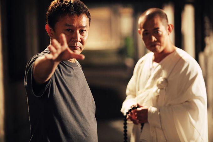 Lý Liên Kiệt cùng dàn sao võ thuật tên tuổi đổ bộ phim mới của Jack Ma (9)