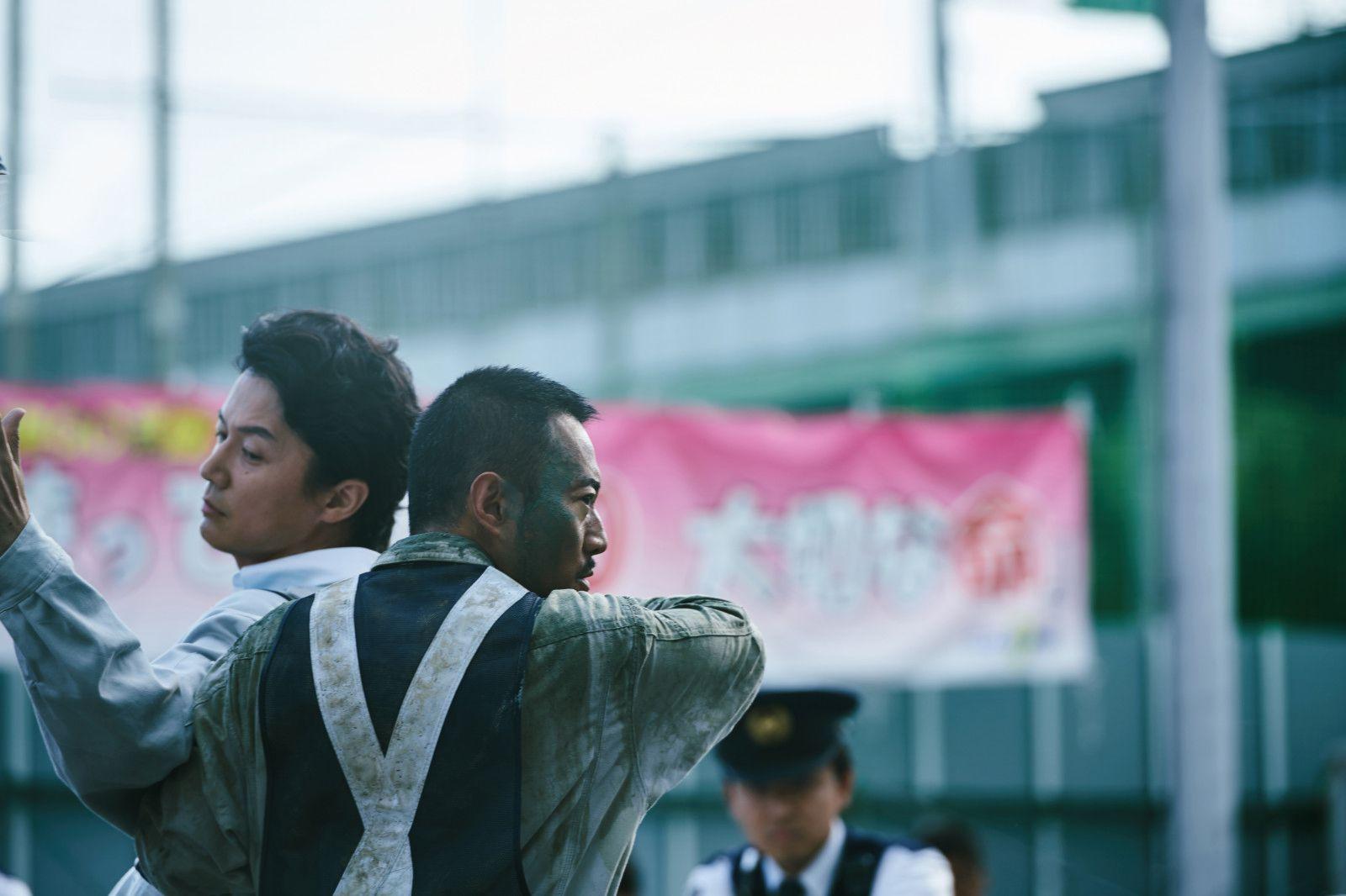 Manhunt: Bom tấn hành động mới quy tụ dàn diễn viên tên tuổi Châu Á (1)