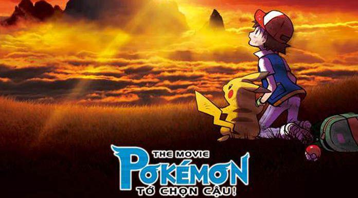 Pokémon: Tớ chọn cậu!: Tác phẩm đầy hoài niệm của thương hiệu lừng danh (1)