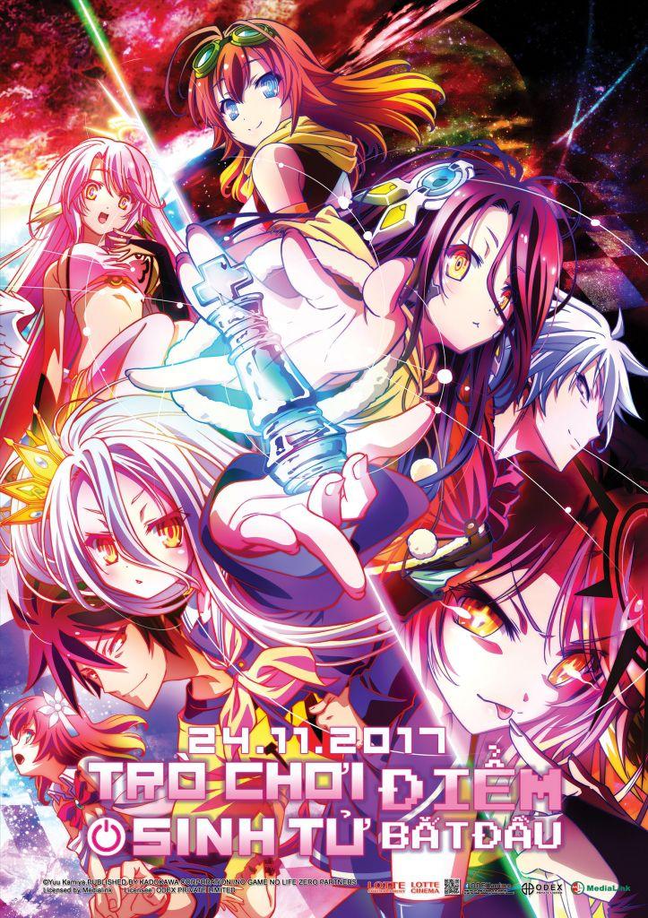 Trò chơi sinh tử: Điểm bắt đầu - Anime hành động chuẩn bị đổ bộ rạp phim Việt (4)