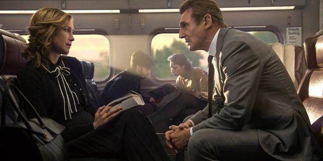 "Liam Neeson tái xuất trong phim trinh thám gay cấn ""The Commuter"" (2)"