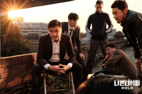 Mở đầu ấn tượng, Bad Guys: Vile City của OCN được mọt phim săn đón (11)