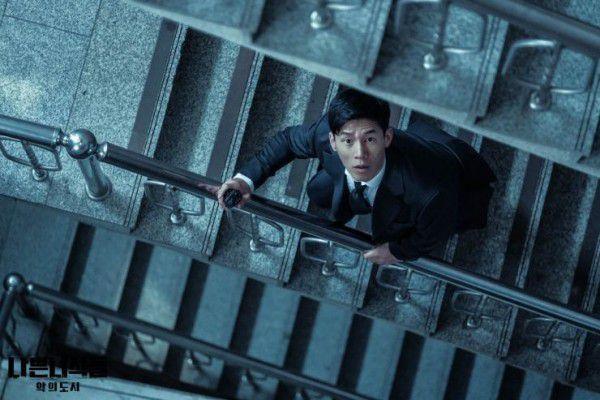 Mở đầu ấn tượng, Bad Guys: Vile City của OCN được mọt phim săn đón (4)
