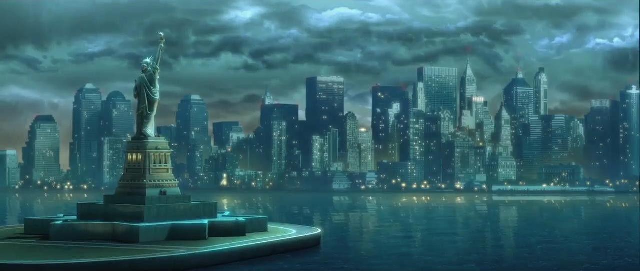 Tôn Ngộ Không đại náo New York: Phim hoạt hình không thể bỏ qua mùa Giáng sinh này (2)