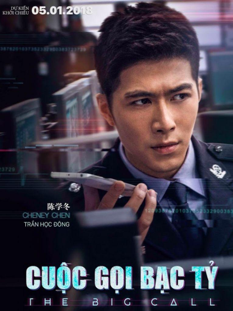 """Bom tấn hành động """"The Big Call"""" gây bão với đề tài tội phạm công nghệ (2)"""