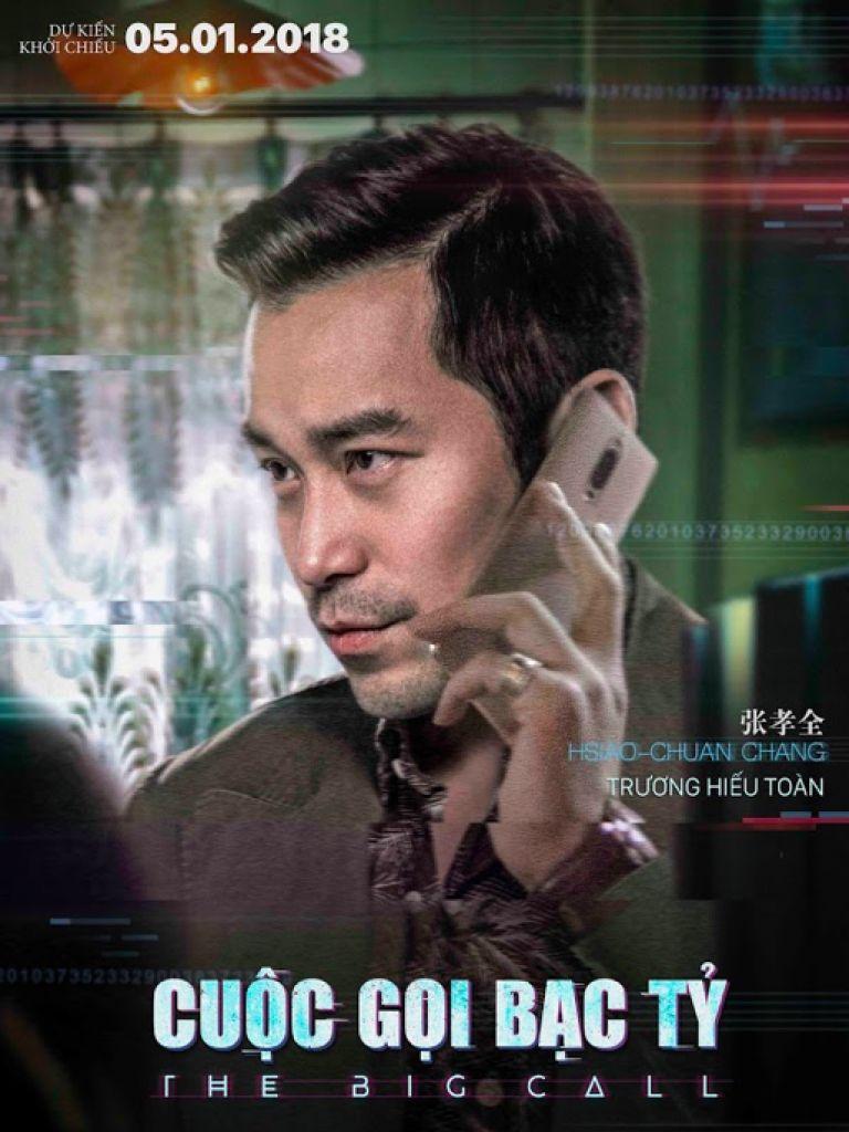 """Bom tấn hành động """"The Big Call"""" gây bão với đề tài tội phạm công nghệ (3)"""