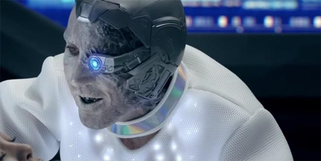 """Thành Long đột phá trong bộ phim hành động viễn tưởng """"Quả tim thép"""" (3)"""