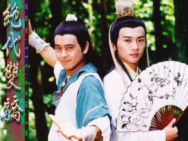 """""""Câm nín"""" với tạo hình cổ trang của Hồ Nhất Thiên trong """"Tuyệt Đại Song Kiêu"""" (4)"""