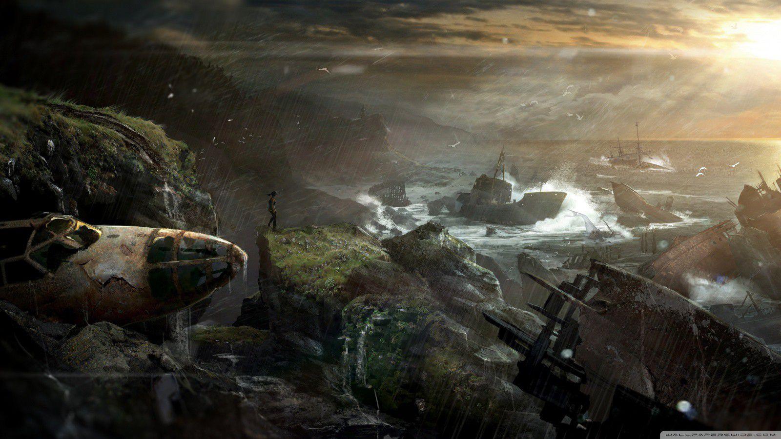 """Cùng bom tấn """"Tomb Raider"""" tìm kiếm tàn tích của đế chế """"Atlantis Châu Á"""" (5)"""