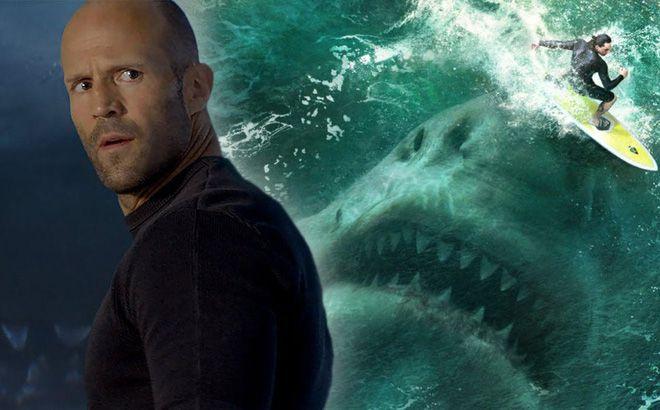 """Jason Statham & Lý Băng Băng đóng phim hành động kinh dị về cá mập """"The Meg"""" (1)"""