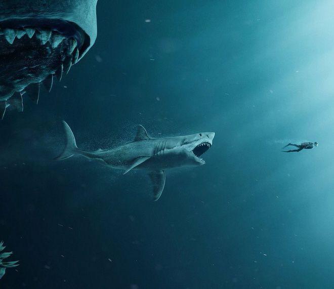 """Jason Statham & Lý Băng Băng đóng phim hành động kinh dị về cá mập """"The Meg"""" (2)"""