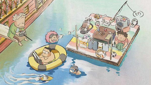 Những bộ phim hoạt hình hay nhất của cố đạo diễn Isao Takahata (9)