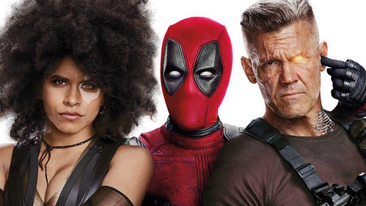 """Album nhạc phim """"Deadpool 2"""" bị dán nhãn cảnh báo """"Tham khảo ý kiến bố mẹ"""" (1)"""