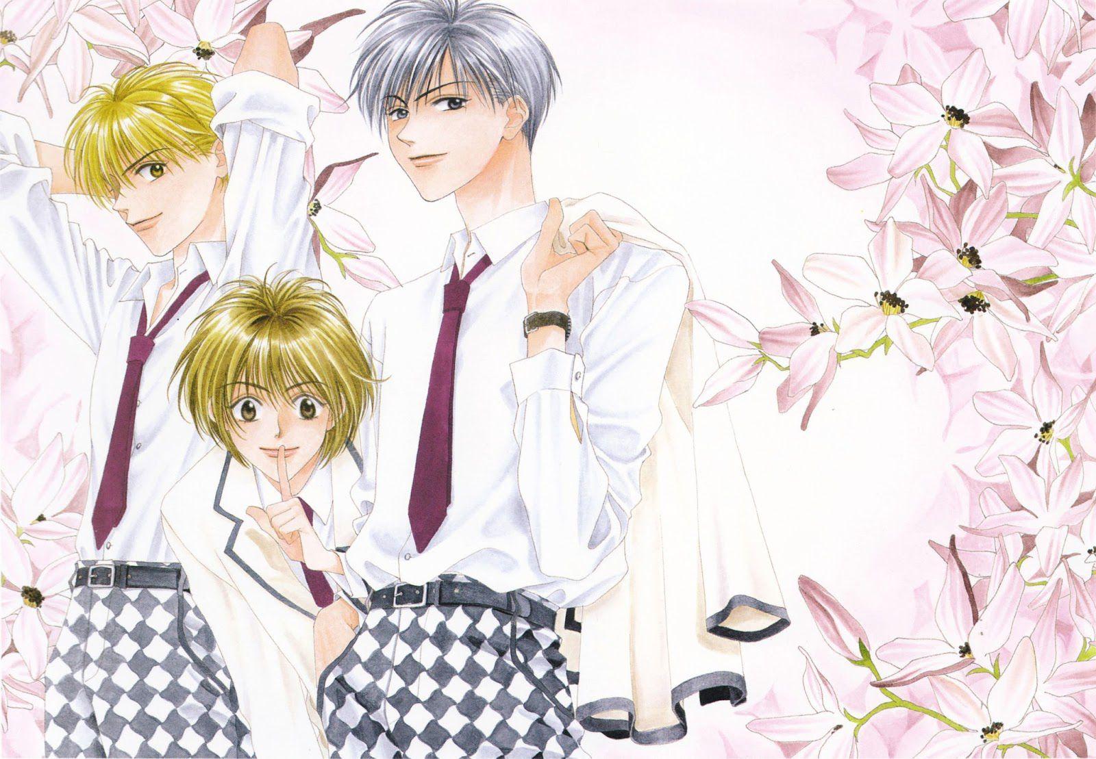 Những cô nàng nữ giả nam trong anime được yêu thích nhất (6)
