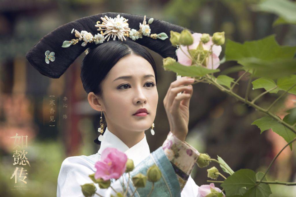 Đôi chút về nàng tiểu hoa đán thế hệ mới Lý Thấm của màn ảnh Hoa ngữ