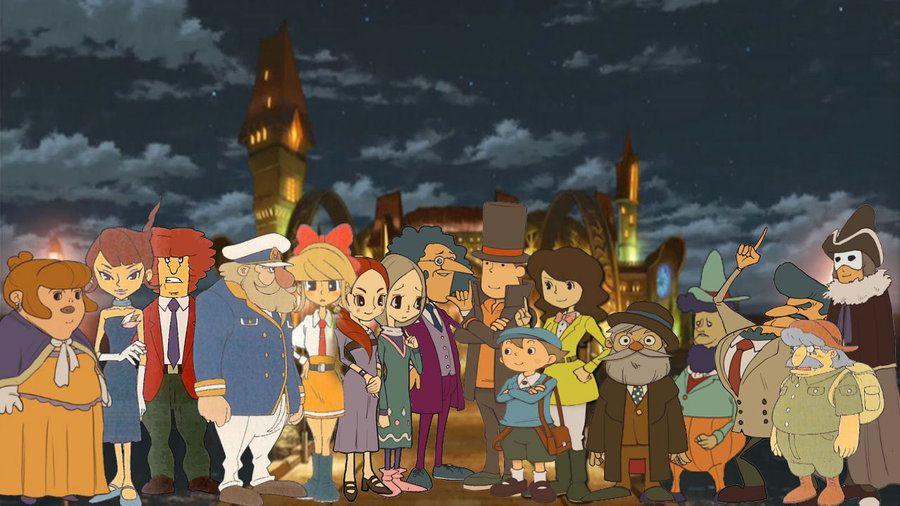 Top 10 anime Nhật Bản chuyển thể từ game hay nhất không thể bỏ qua (2)